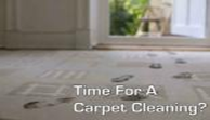 Carpet Cleaning?